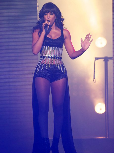 Kelly Rowland x-factor