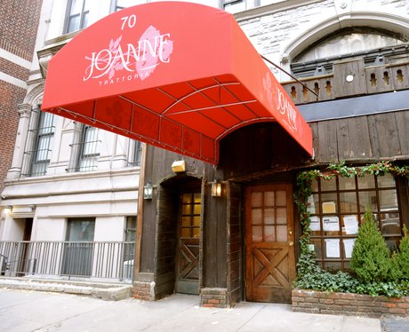Lady Gagas new Restaurant in New York