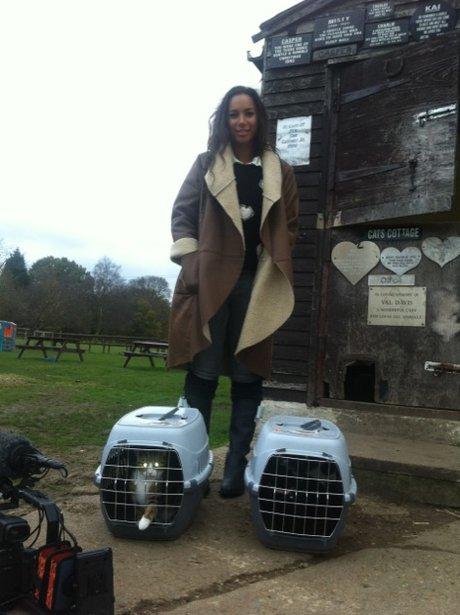 Leona Lewis twitter