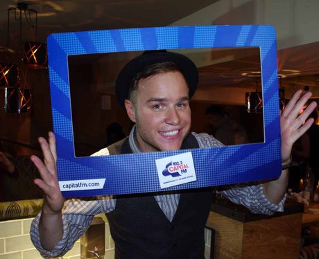 Olly Murs and Guests at Nandos