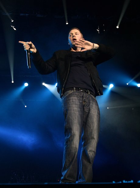 Professor Green live at the 2011 Jingle Bell Ball