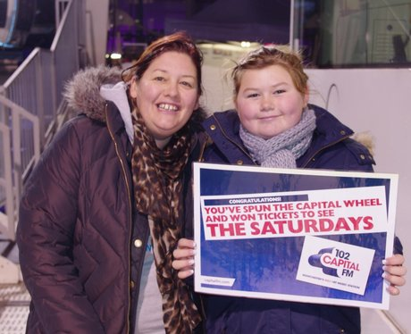 The Capital Wheel Tickets Giveaway