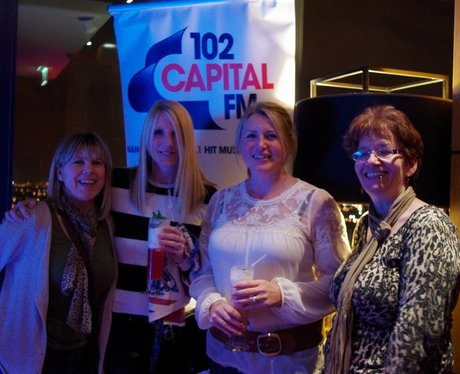 Capital Cup cake Hilton Manchester
