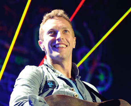 Coldplay perform live