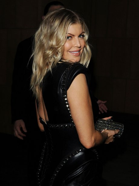 Fergie attending Apl.de.ap Birthday celebration's