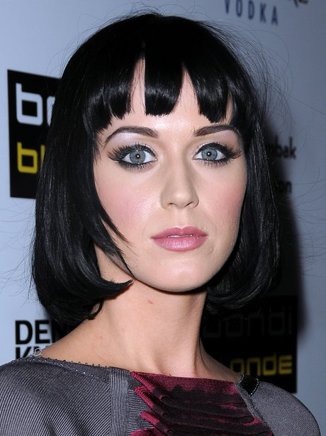 9. Katy Perry Crops Her Hair Into A Brunette Bob - 20 Of