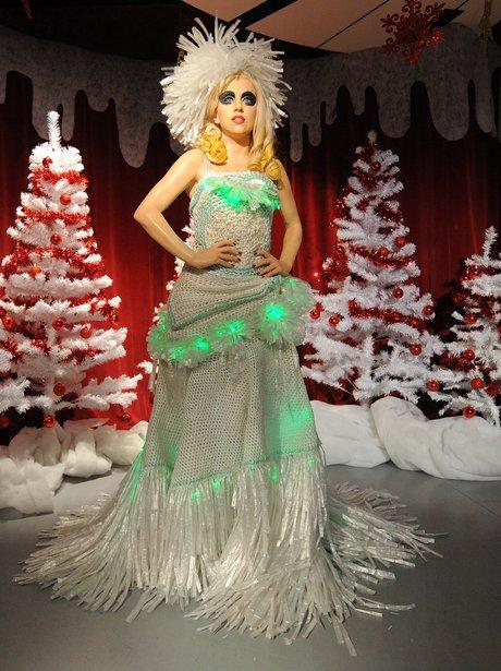 Lady Gaga Wax figure