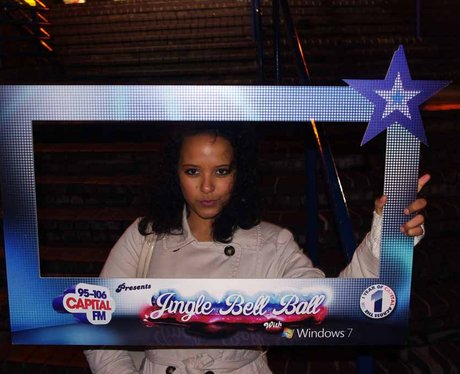 Rihanna at NIA