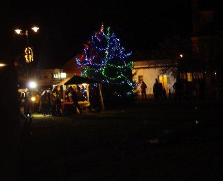 Risca Christmas Lights
