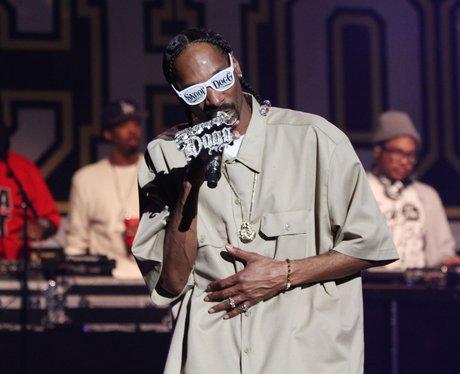 Snoop Dogg live