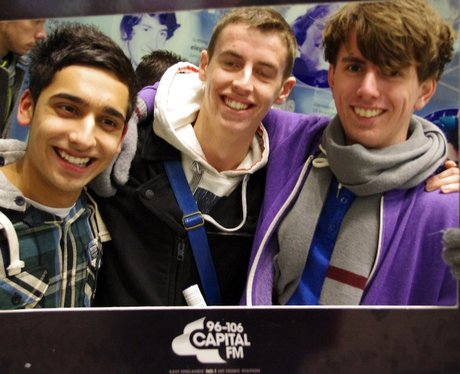 The Saturdays at The Capital FM Arena