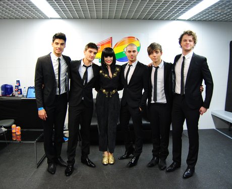 The Wanted twitter and Jessie J