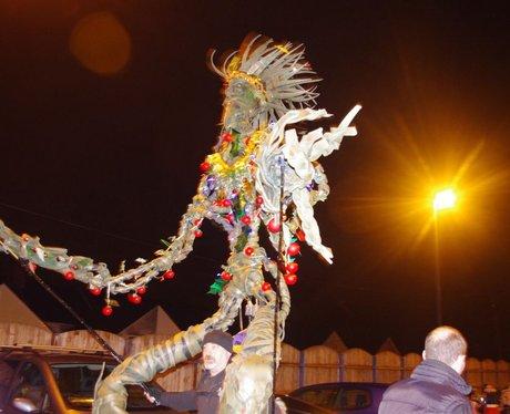 Caerphilly Lantern Parade