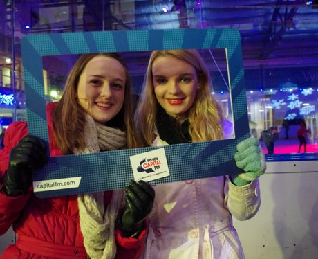 Capital FM Skate Party