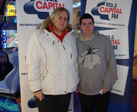 Capital FMs Listener Party