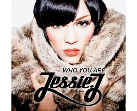 Jessie J's 'Who You Are' single artwork