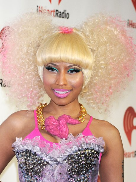 Nicki Minaj Best Hair Of 2011 Capital