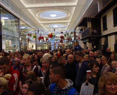 The Big Christmas Giveaway At Eldon Square