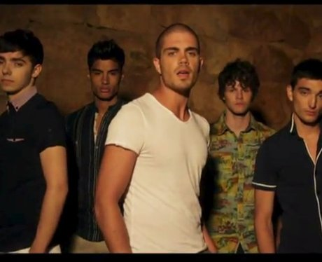 The Wanted's 'Glad You Came' music video