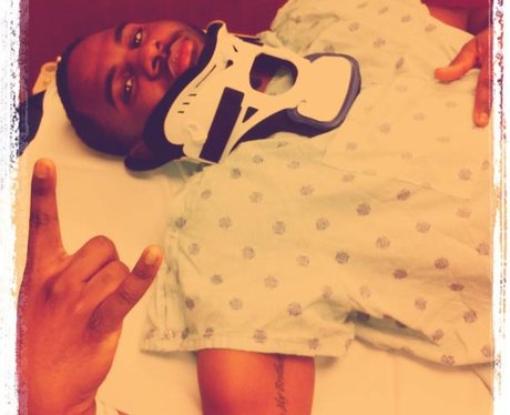 Jason Derulo fractures neck during tour rehearsals