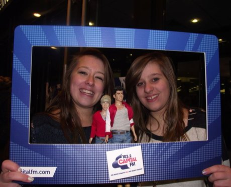 One Direction at the BIC