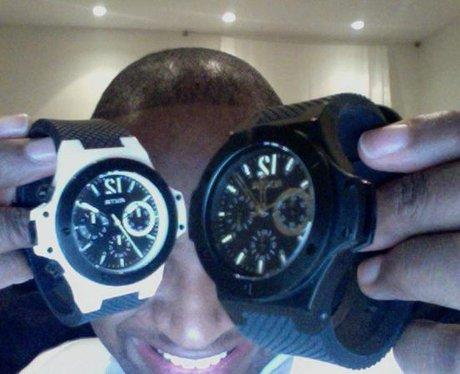"Taio Cruz RXTR ""R1"" Watches"