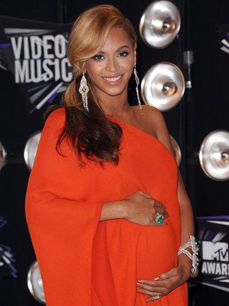 Beyonce at MTV Music Awards