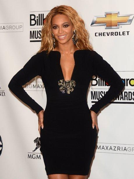 Beyonce at Music Awards