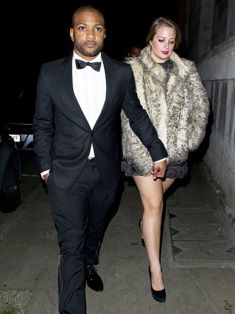 JB at Pixie Lott's 21st party