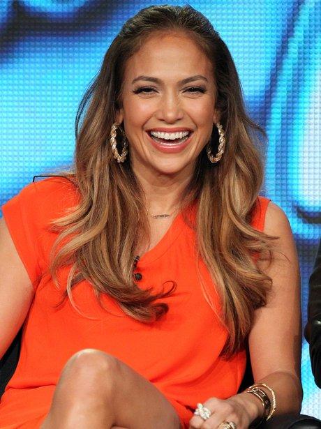 Jennifer Lopez Judges on American Idol