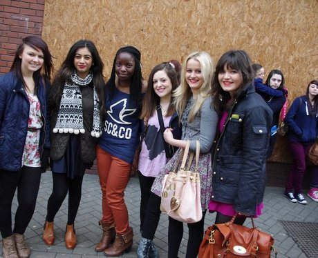 One Direction at The Royal Concert Hall