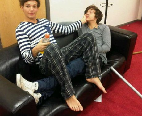 One Direction Harry and Louis