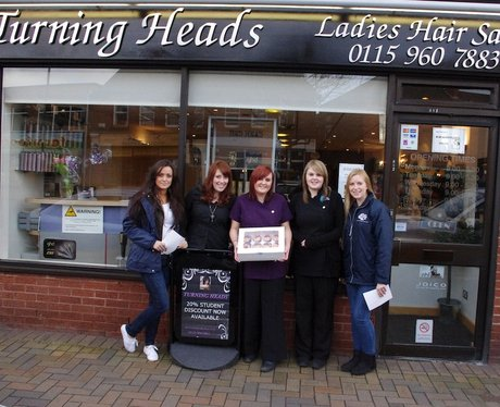 Turing Heads Salon - Mapperley