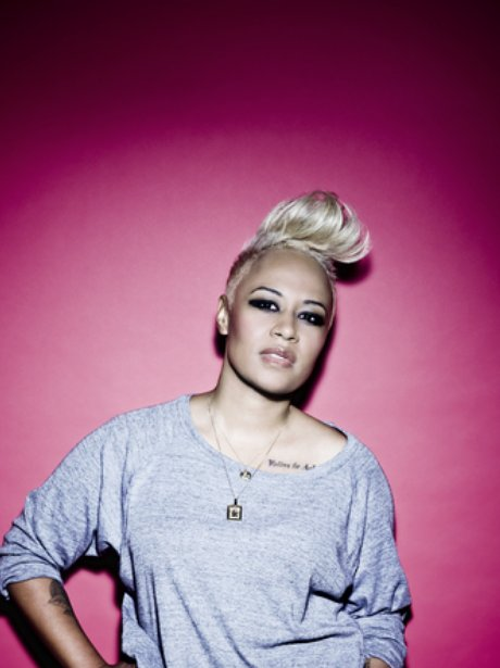 "Emeli Sande promotes new single ""Next To Me"""