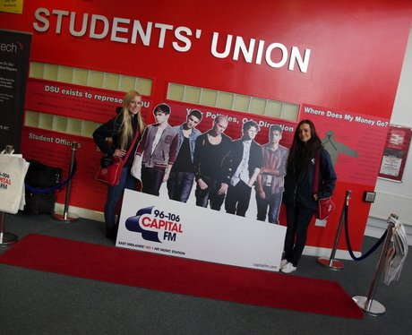 The Wanted - DeMontford Student's Union