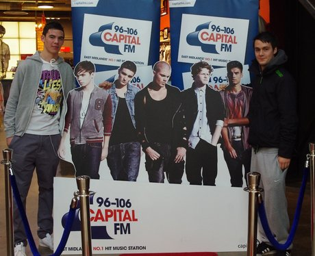 The Wanted - REPUBLIC, Highcross