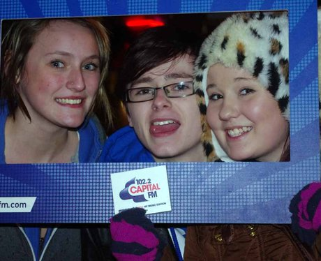 One Direction at Wolvo Civic