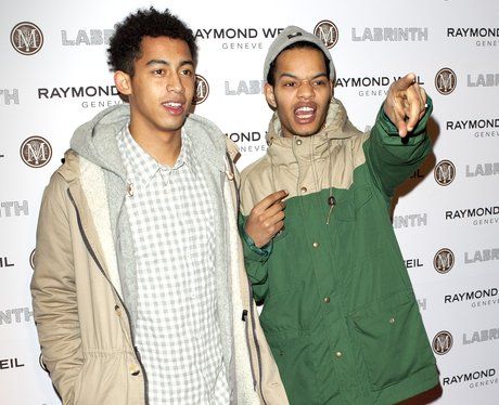 Rizzle Kicks attends the Pre-Brit Awards Party