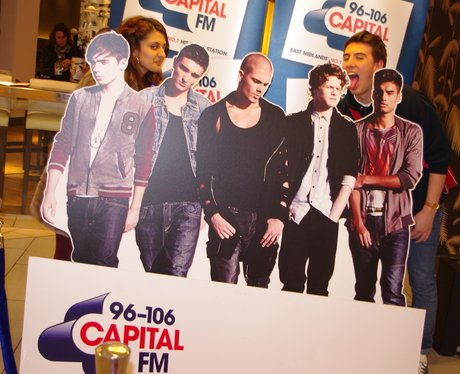 The Wanted - Leicester