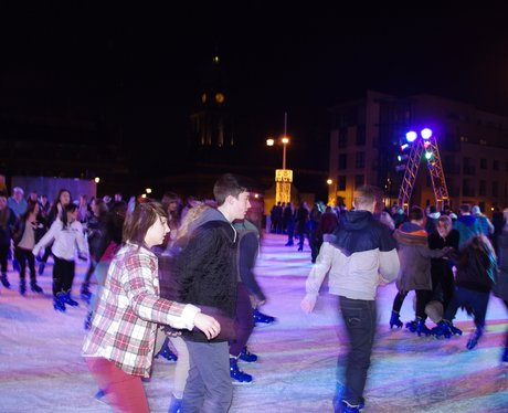 Capital FM Ice Cube @ Millenium Square Leeds - Fri