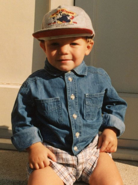Louis Tomlinson Baby Picture