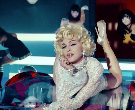 Madonna Give Me All Your Lovin' Video