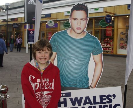 'olly' in Bridgend