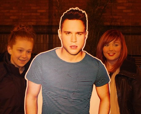 olly in Cardiff