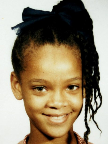 Rihanna Baby Picture