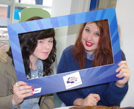 Hit Music Makeover - Tauntons College