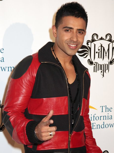 Jay Sean on the red carpet