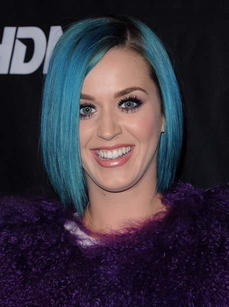 Katy Perry NFL Honors Show Football
