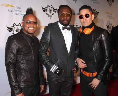 Black Eyed Peas Pre Grammy Awards 2012