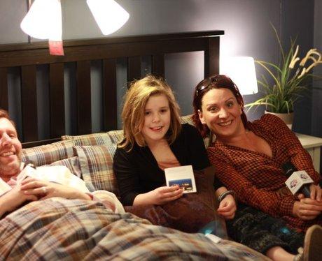 Bed Hop at IKEA Southampton